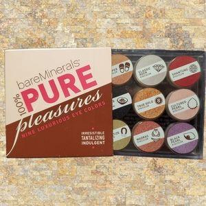 """HP🎉 BARE MINERALS """"Pure Pleasure"""" 9 Eye Color"""